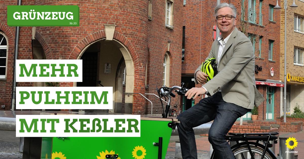 Bürgermeisterwahl Pulheim